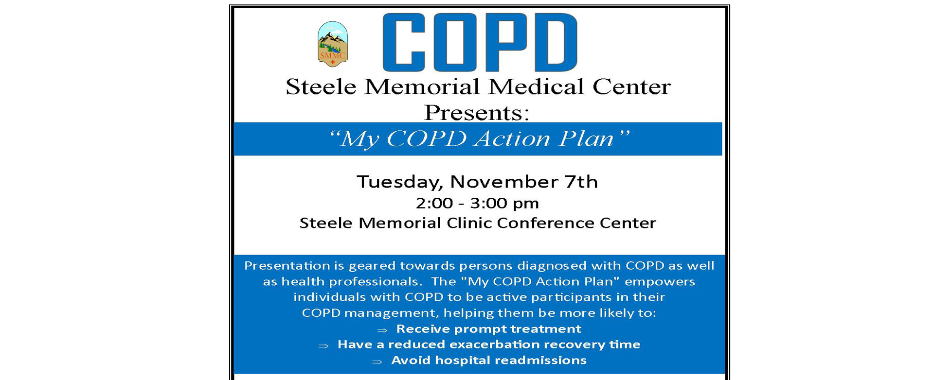 COPD Education Presentation