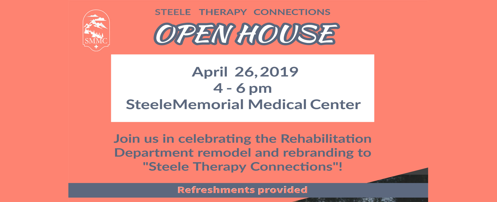Therapy Open House